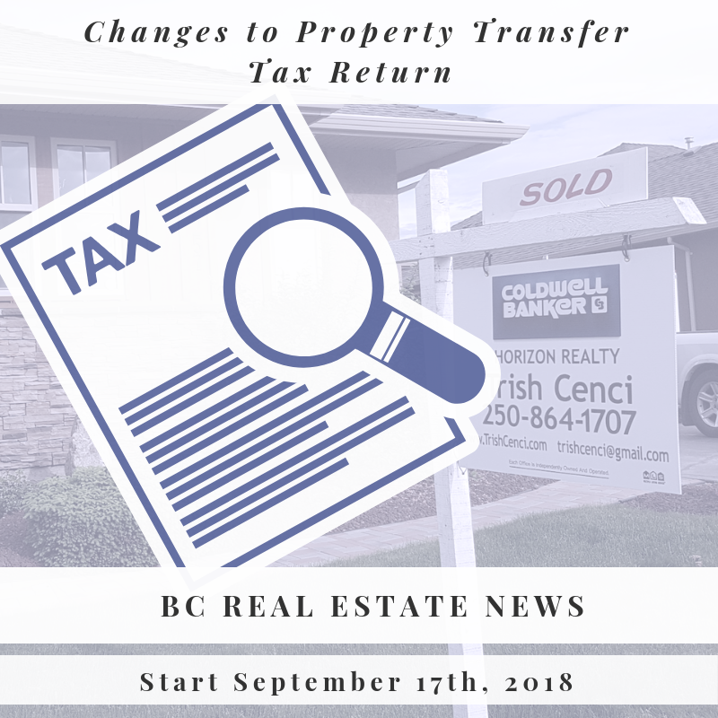Property Purchase Transfer Tax Bc