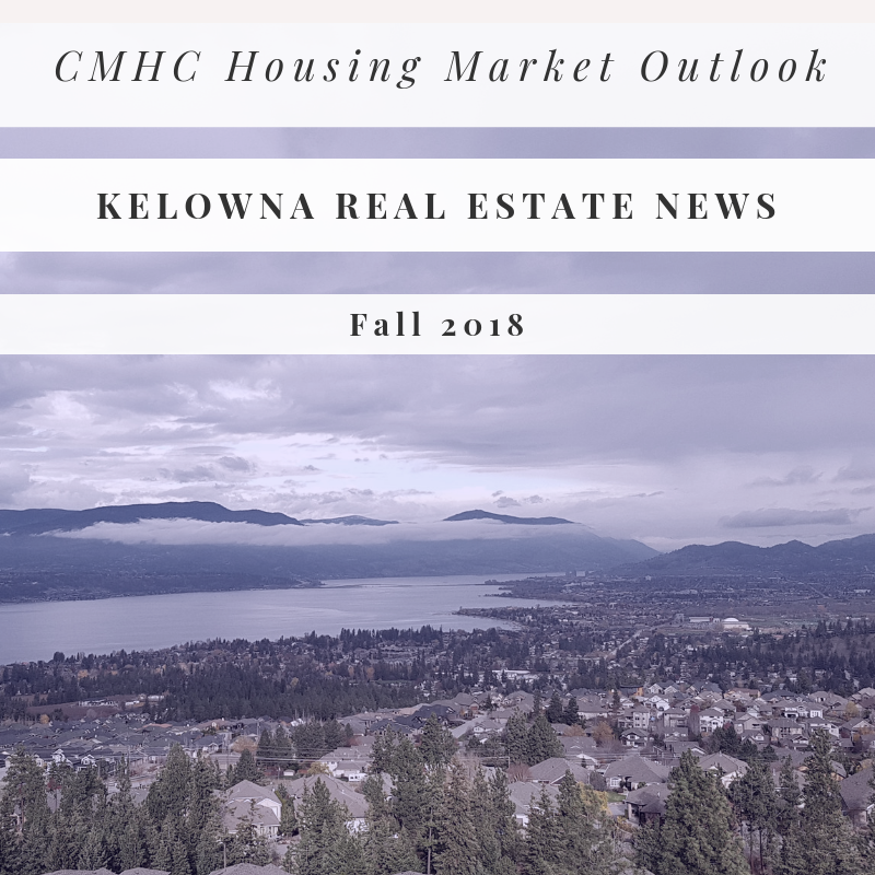 Kelowna-Real-Estate-Market-CMHC-Fall-2018-Report